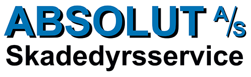 Logo for Absolut Skadedyrssservice A/S